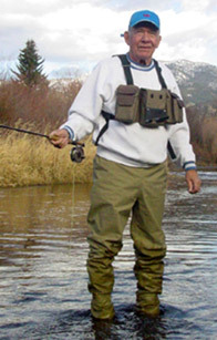 Les_zuck_fly_fishing