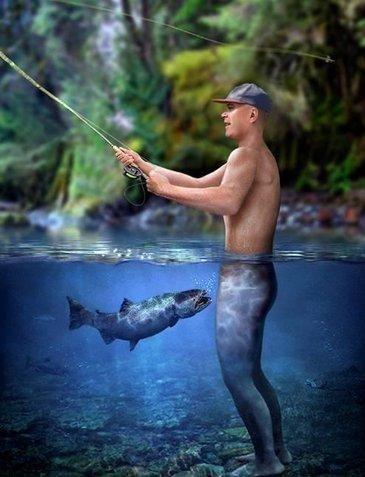 Fishnaked
