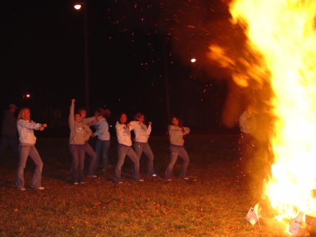 Funny Bonfire