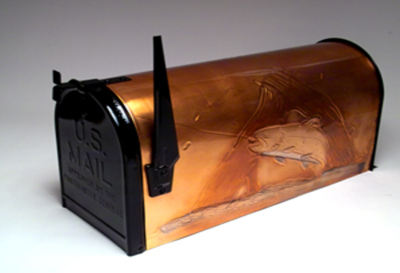 Mailboxbrowntrout